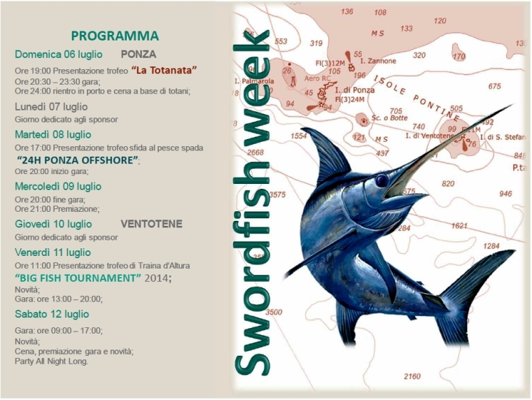 swordfish week 2014